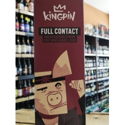 Kingpin Full Contact Port Wine Barrel Aged