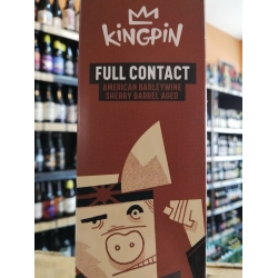 Kingpin Full Contact Sherry Barrel Aged