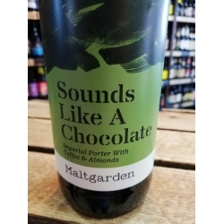 Maltgarden Sounds Like A Chocolate
