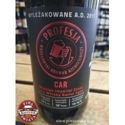 Profesja Car Jura Whisky BA